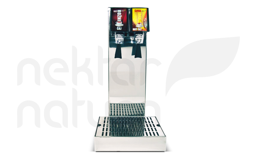 Nektar Natura post-mix tea dispenser